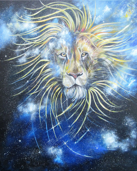 """Lion Of Judah"" by Anna Sophia 
