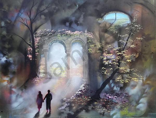"""Open The Gate"" by Bo Schultz | Prophetics Gallery"