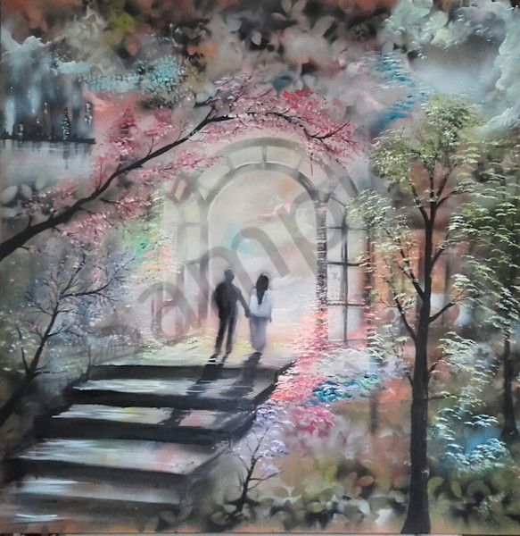 """""""Through The Gate"""" by Bo Schultz 