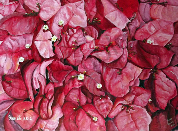 Fragrance of PINK by Sonia Farrell | Prophetics Gallery