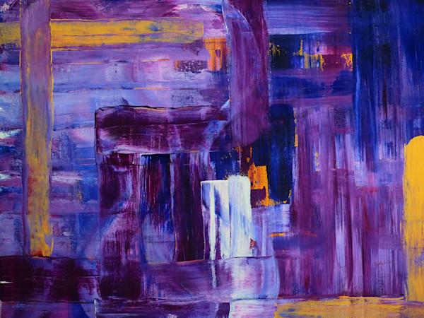 Depth of Purple | Painting | Art | Abstract Art | Acrylic | Dewey | Dewey Mann | Original | Purple | Dewey Mann Art |