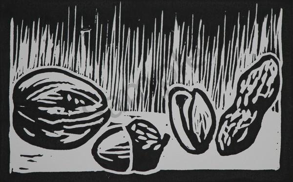 We're All Nuts Art | lesliechandlerarts