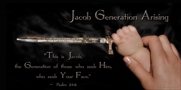"""Jacob Generation Arising"" by Constance Woods 