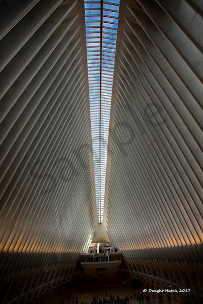 Inside The Oculus 2 2552 Photography Art | DS Hatch Photography