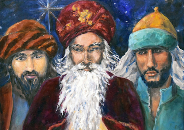 """The Magi"" by April Ryan 