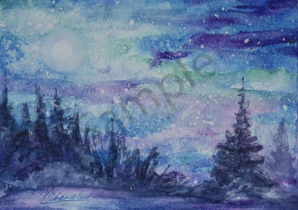 Moonrise Art | lesliechandlerarts