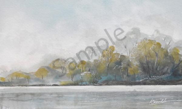 Across Still Waters Art | lesliechandlerarts
