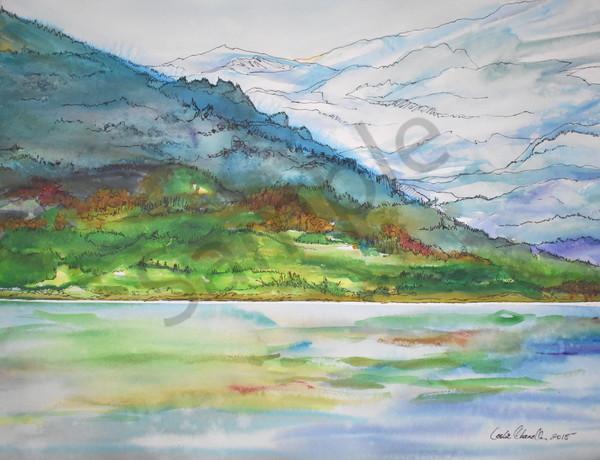 Cascades Art | lesliechandlerarts