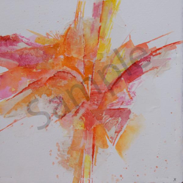 """Spirit Explosion 1"" by Judy Johnson | Prophetics Gallery"