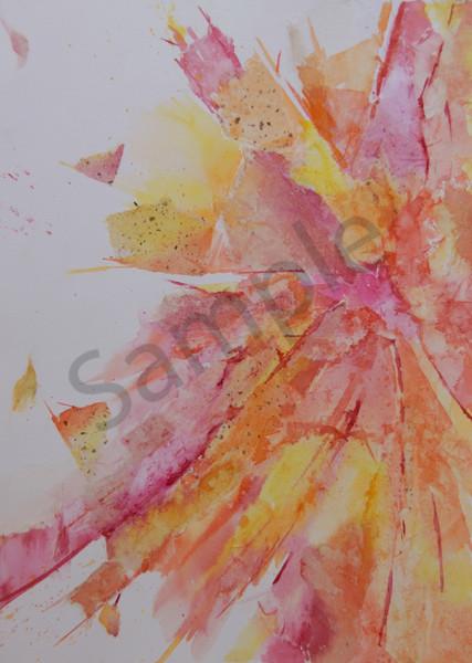 """Spirit Explosion II"" by Judy Johnson | Prophetics Gallery"