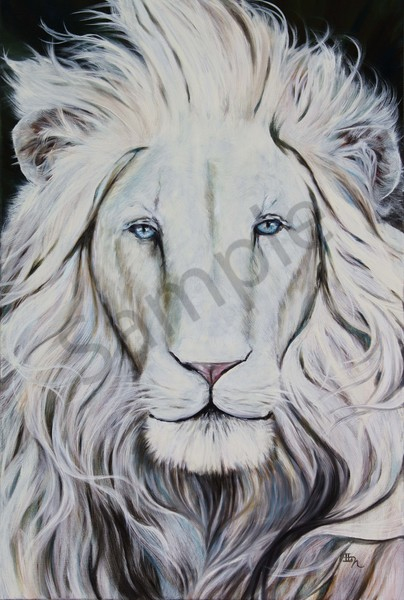 """Lion of Judah"" by Linda Noyes 