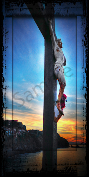 Tygart France Crucifixcolor Photography Art | LYNDA TYGART  ART PHOTOGRAPHS