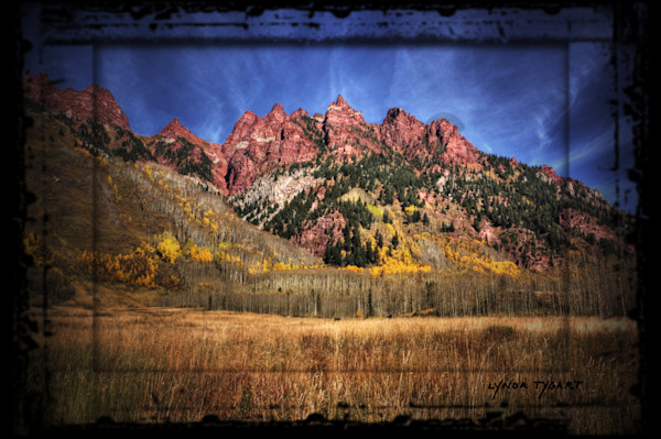 Tygartcoloradomaroonbells8 Photography Art | LYNDA TYGART  ART PHOTOGRAPHS