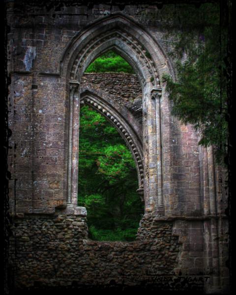Tygart England Ruins Window Photography Art | LYNDA TYGART  ART PHOTOGRAPHS
