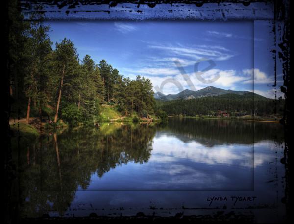 Tygart Evergreen Lake Walk Photography Art | LYNDA TYGART  ART PHOTOGRAPHS