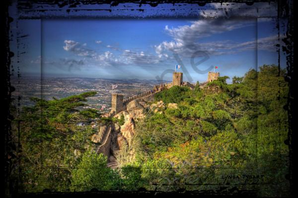 Tygart Portugal Castle Photography Art | LYNDA TYGART  ART PHOTOGRAPHS