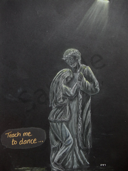 """Teach Me to Dance"" by Hazel Manley 