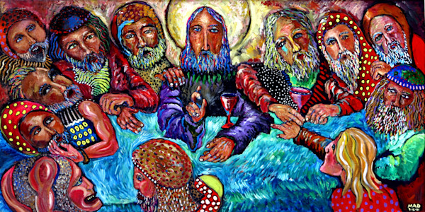 """The Last Supper"" by Mark Durham 