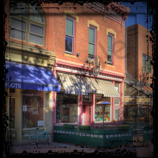 Tygart Fort Collins Old Town2 Photography Art | LYNDA TYGART  ART PHOTOGRAPHS