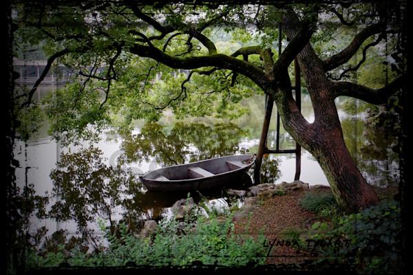 Tygart China Boat