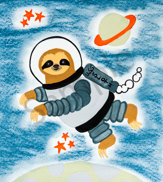 Moon Sloth 2