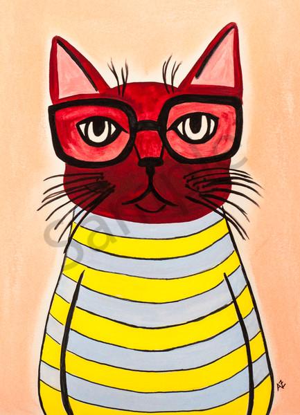 Mr. Cat Art | arteparalavida