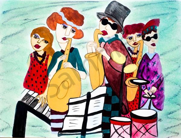 Girl Band 1