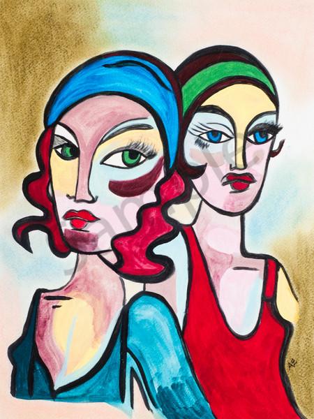 Women 4 And 5 Art | arteparalavida