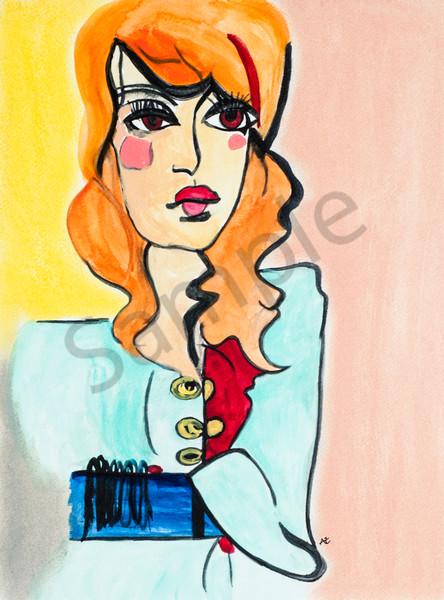 Woman 1 Art | arteparalavida