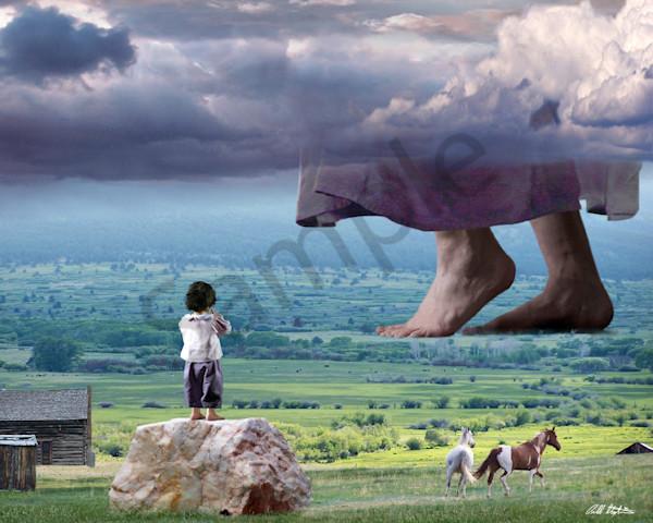 """He Still Walks"" by Bill Stephens   Prophetics Gallery"