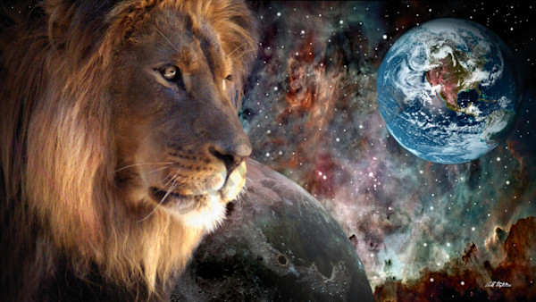 """""""Yeshua The Creator"""" by Bill Stephens 