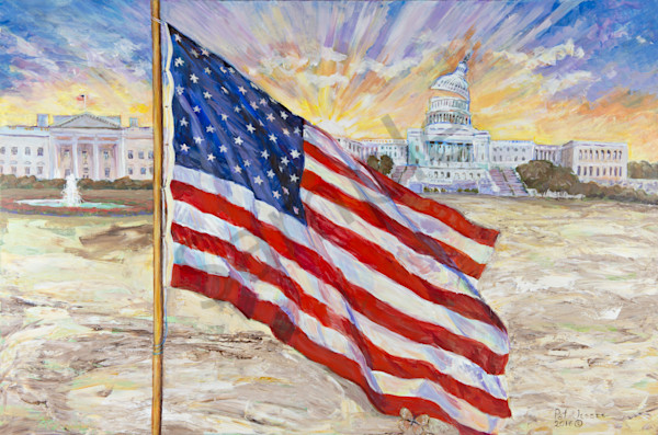 """""""Liberty, Equality, Eternity by Pat Jessee 