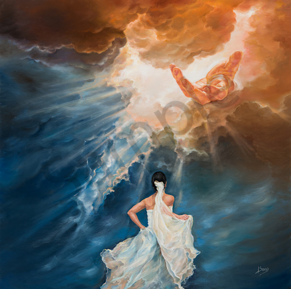 """Victorious"" by Irina Song 