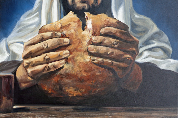 """Bread Of Life"" by Jennifer Swoyer 