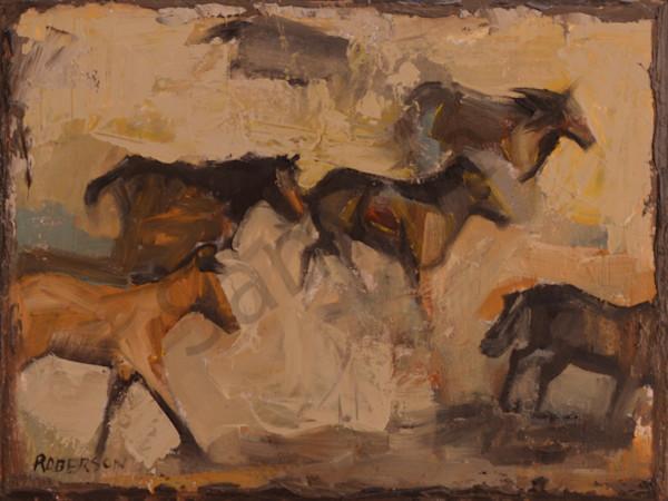 Horse02912 Art | Mary Roberson