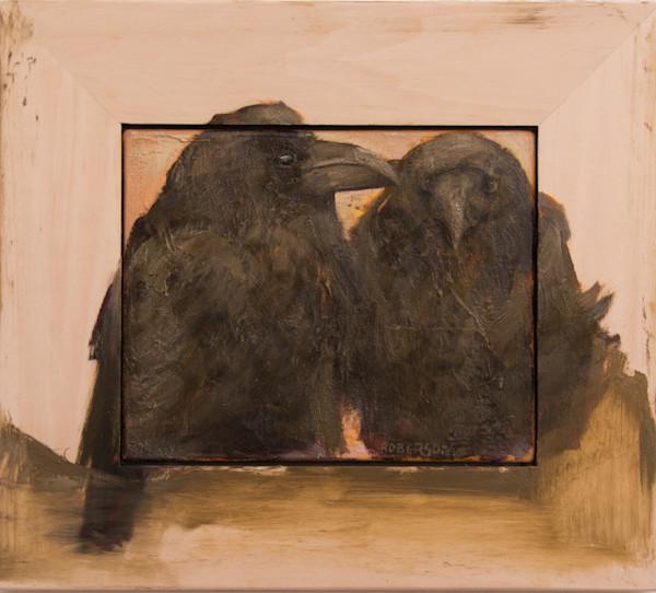 Innate Intelligence 2triptych14.25x16 Good Pic Art | Mary Roberson