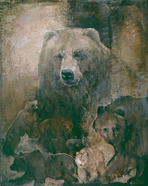 Homage Art | Mary Roberson