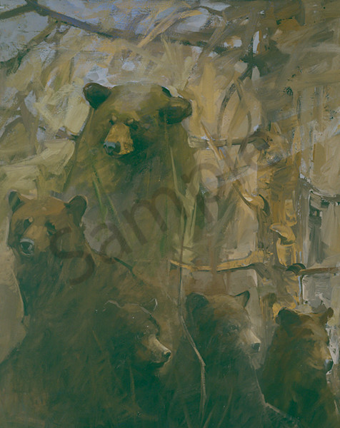 Other Bears Art | Mary Roberson