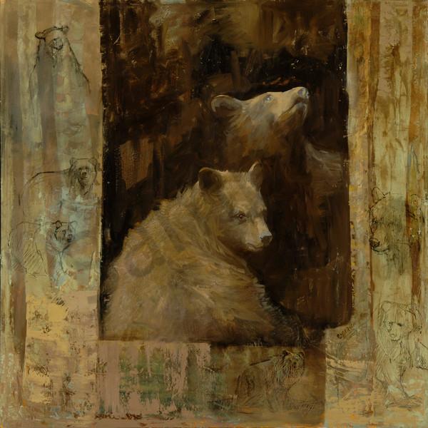Twins Art | Mary Roberson