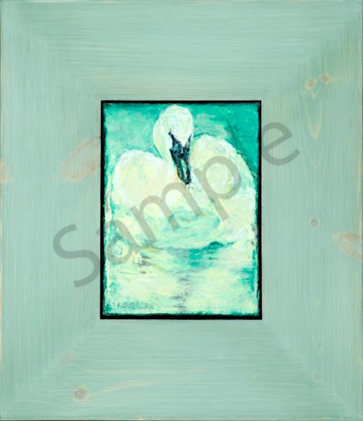 Lakeshore Preener Art   Mary Roberson