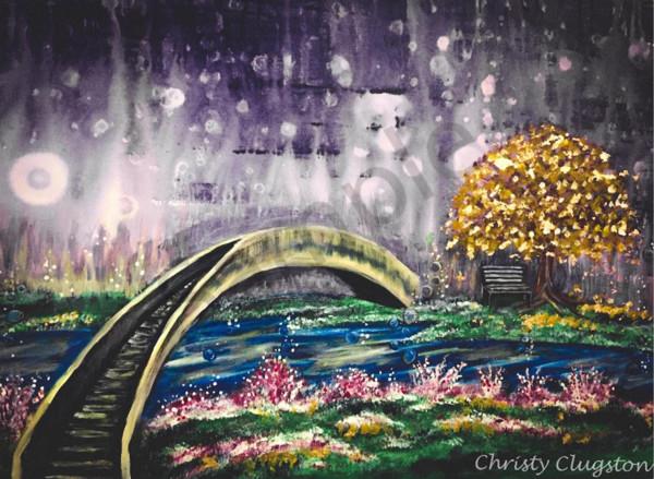 """Secret Place"" by Christy Clugston | Prophetics Gallery"