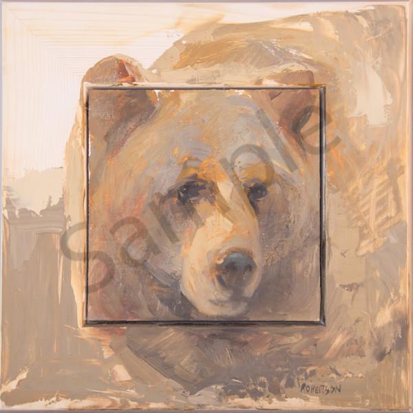 Sunny Bear Art | Mary Roberson