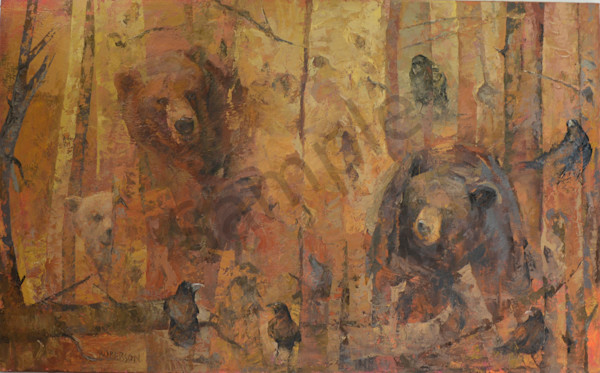 The Norhtern Wilderness Art | Mary Roberson