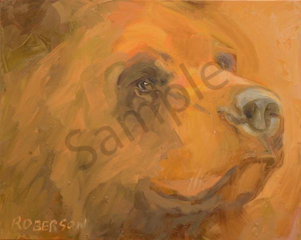 The Bear Art | Mary Roberson
