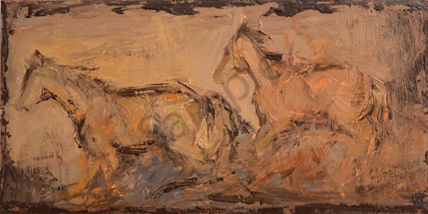 Horse01612 Art | Mary Roberson
