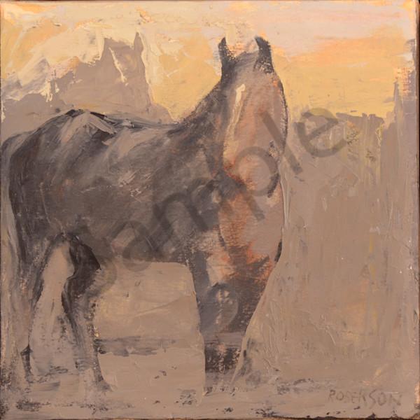 Horse011212 Art | Mary Roberson