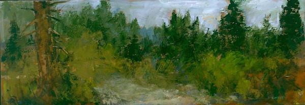 Creek Art | Mary Roberson