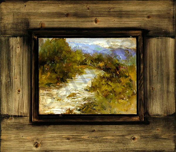 Western Habitat Art | Mary Roberson