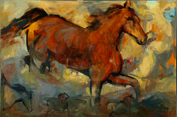 Western Plains Art | Mary Roberson