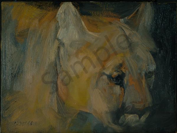 Predator Art | Mary Roberson